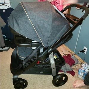 Grace modes LX with out car seat .